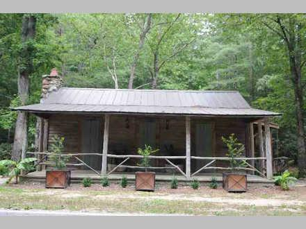 Unique cottage retreat close to greenville sc for Cottage style homes greenville sc