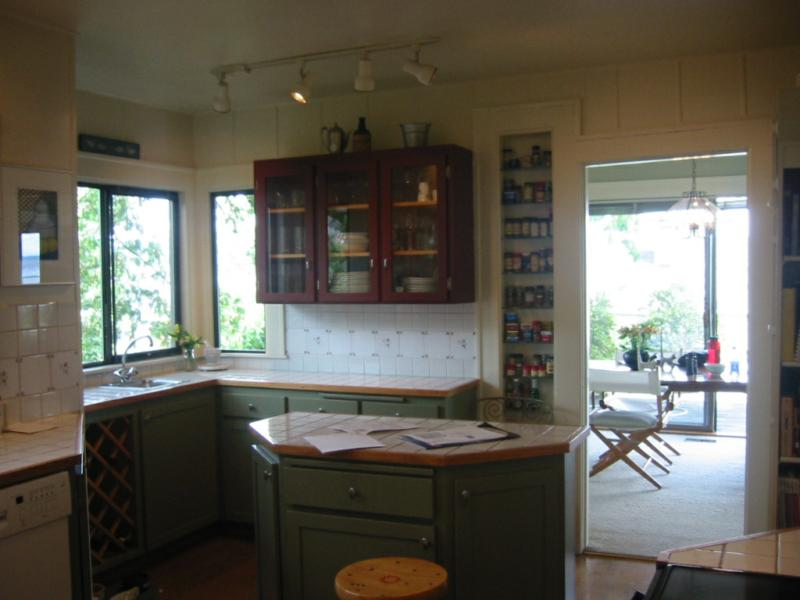 Seattle Kitchen Remodel Before And After S