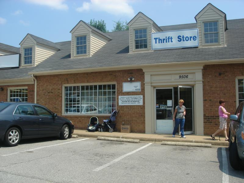 Bargain Hunting In Northern Virginia Shopping At Thrift
