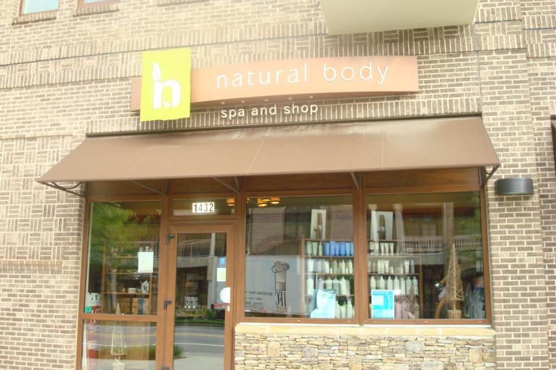 Natural Body Spa And Shop Brookhaven Atlanta Ga