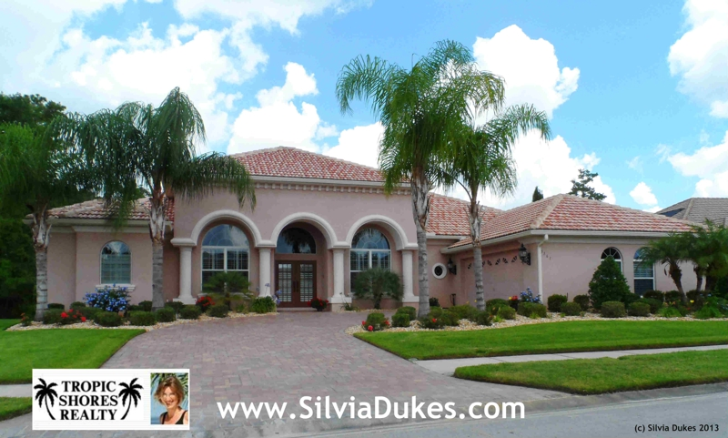 Hernando oaks a beautiful neighborhood in hernando for Beautiful homes in florida