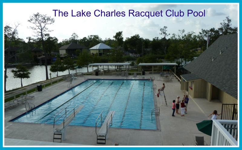 racquet club pool