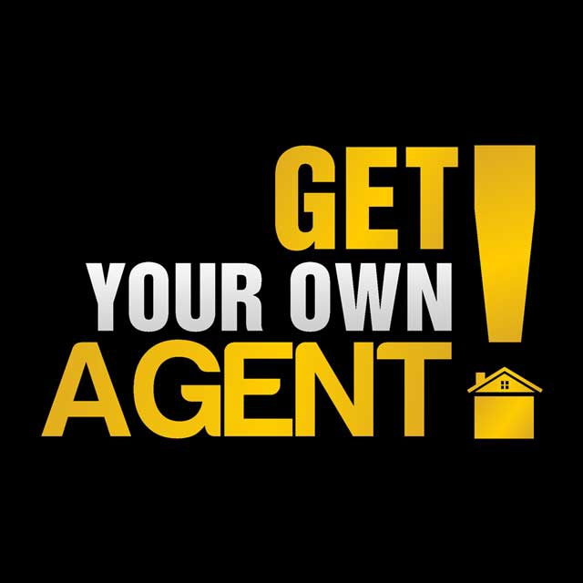 Get Your Own Agent when buying a home. GetYourOwnAgent.com