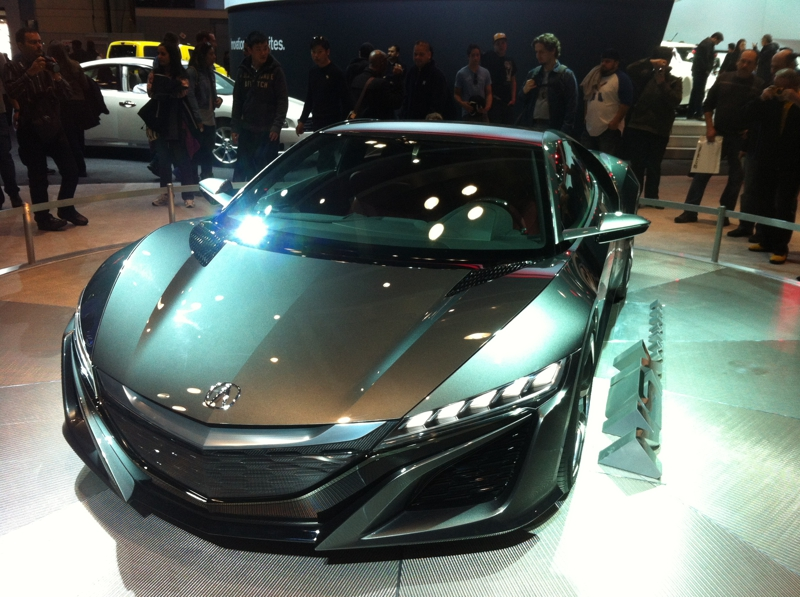 Exploring New York City Javits Center Auto Show Till April Th - Nyc car show javits center