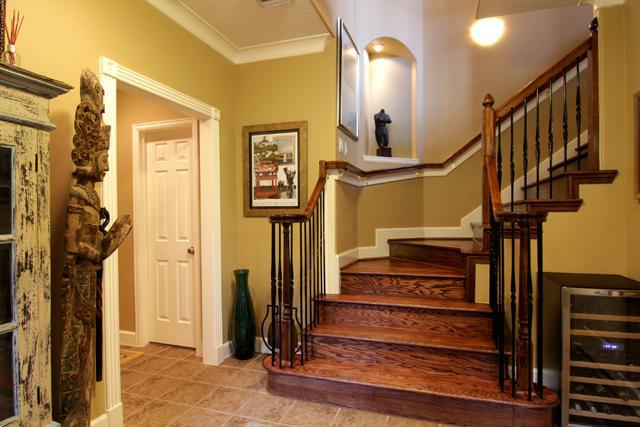 Entrance Foyer En Ingles : Houston bedroom story town home in rice military with