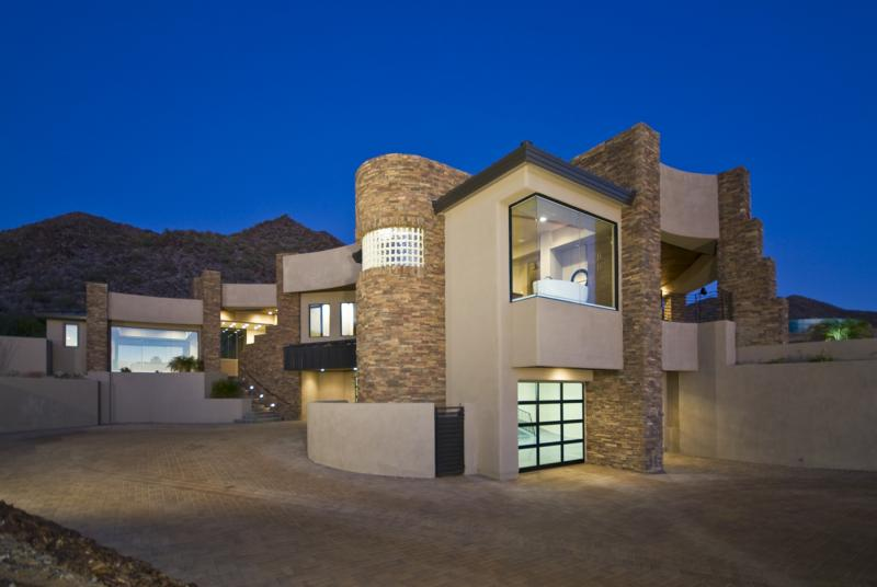 Superb Luxury Contemporary Home For Sale In Scottsdale, Arizona U2013 McDowell  Mountain Ranch