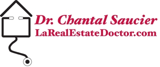 Logo for Chantal Saucier, la real estate doctor.com