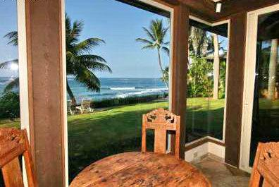ocean view from Kuau cottage for sale