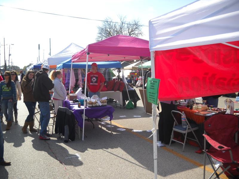 Katy Market Days Dec 2011
