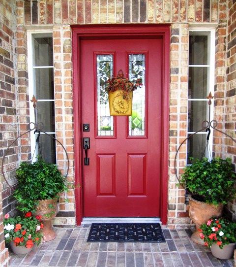 Red Front Door Home Star Staging