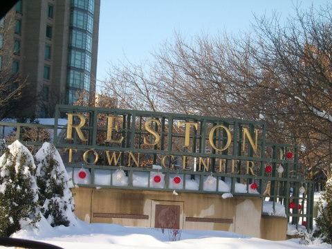 Reston Town Center welcomes you