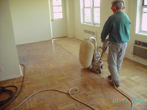 Unfinished hardwood - Installing Hardwood Flooring - How Long Does It Take? Westchester NY