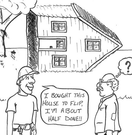 House flipping in Sacramento real estate - Doug Reynolds Real Estate - www.SellWithDoug.com