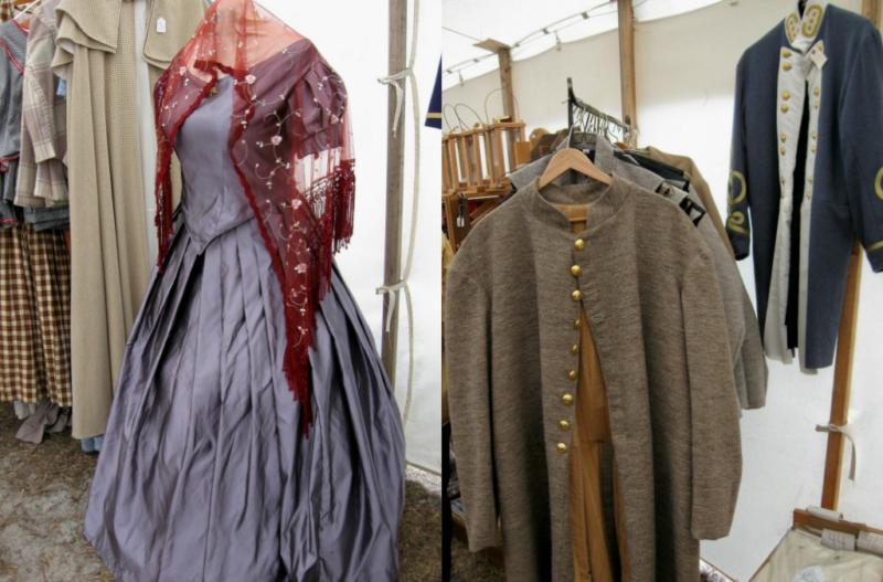 Civil War Reenactment Clothing