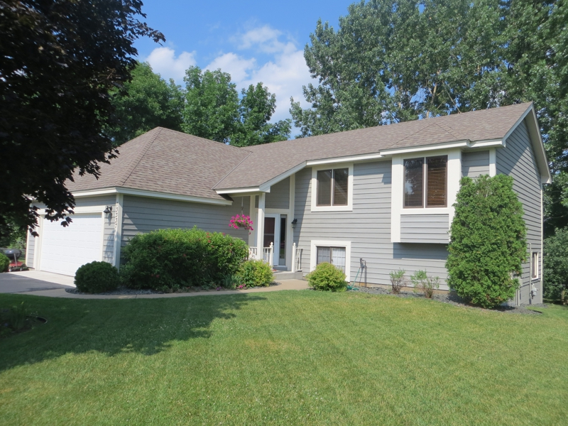 Split Foyer House For Sale : Open split entry on cul de sac in andover mn home for sale