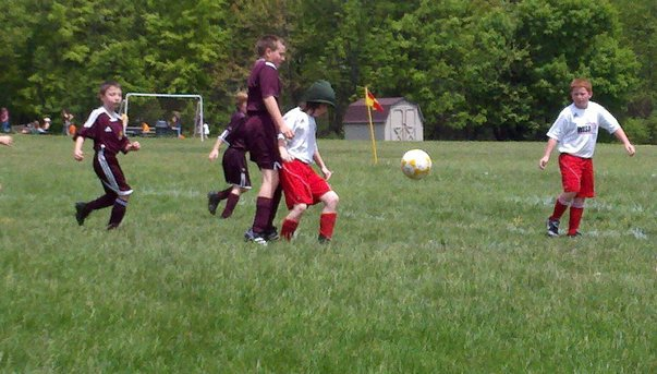 WASA U10 Blast soccer 2011