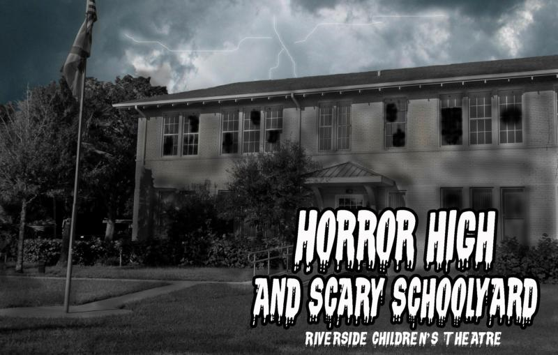 RIVERSIDE CHILDREN'S THEATRE, Vero Beach Florida, HAUNTED HOUSE 2009
