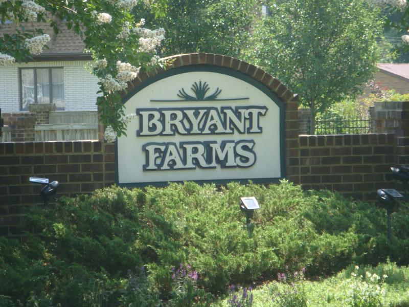 Bryant Farms Chesapeake Va