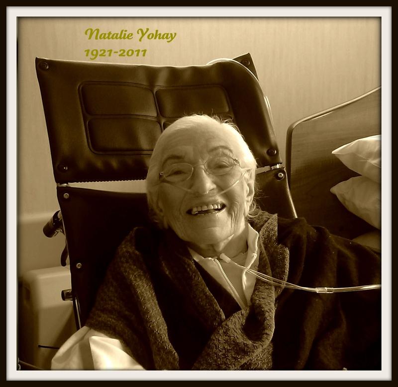 Natalie Yohay