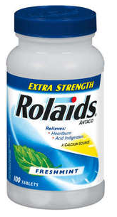 Rolaids Bottle