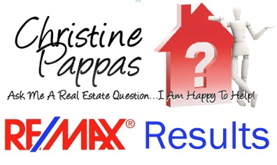 Christine Pappas Willoughby RE/MAX Agent Logo