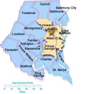 Real Estate Sales in Laurel, MD. Call Lenn 800 711 798