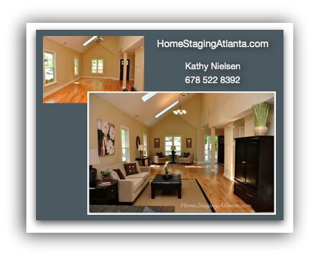 Atlanta Home Stager Logo
