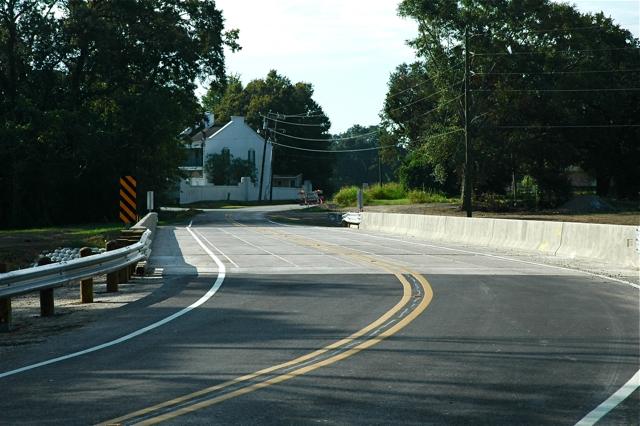 Robley drive - kirk road bridge, lafayette, Maurice, la