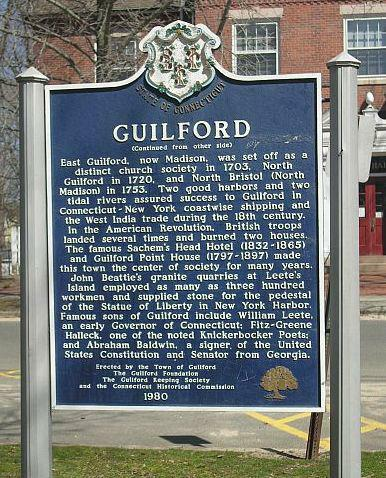 Guilford CT Real Estate Market Report May 2009