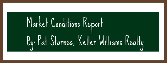 Market Conditions Report by Pat Starnes
