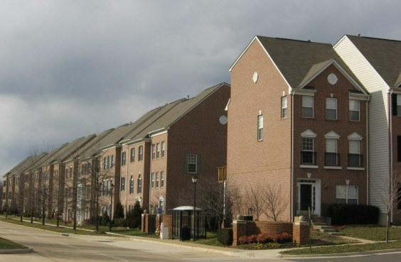 Townhouses at Townes at Cameron Parke