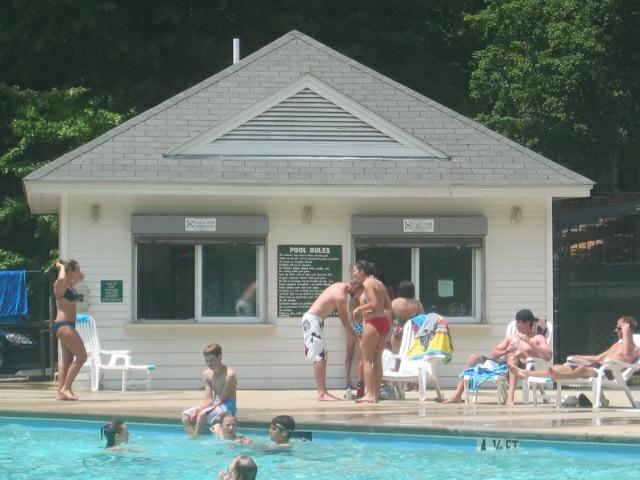 Holding Park Community Pool - A Great Summer Hang-Out