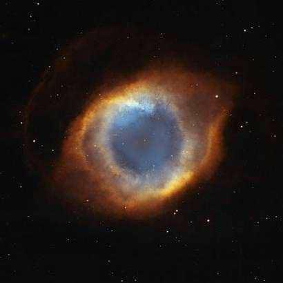 """Eye of God"" from Hubble"