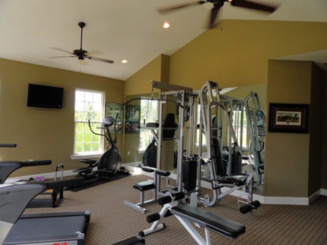 www.augustasgahomesales.com Brookwood Cottages Clubhouse Workout Area