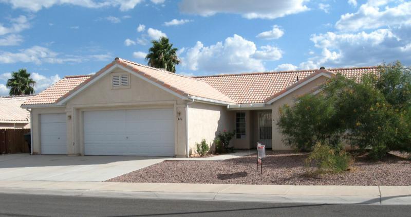 Foreclosure Mesquite NV OPEN HOUSE REO  440 Honeysuckle Ln  89027