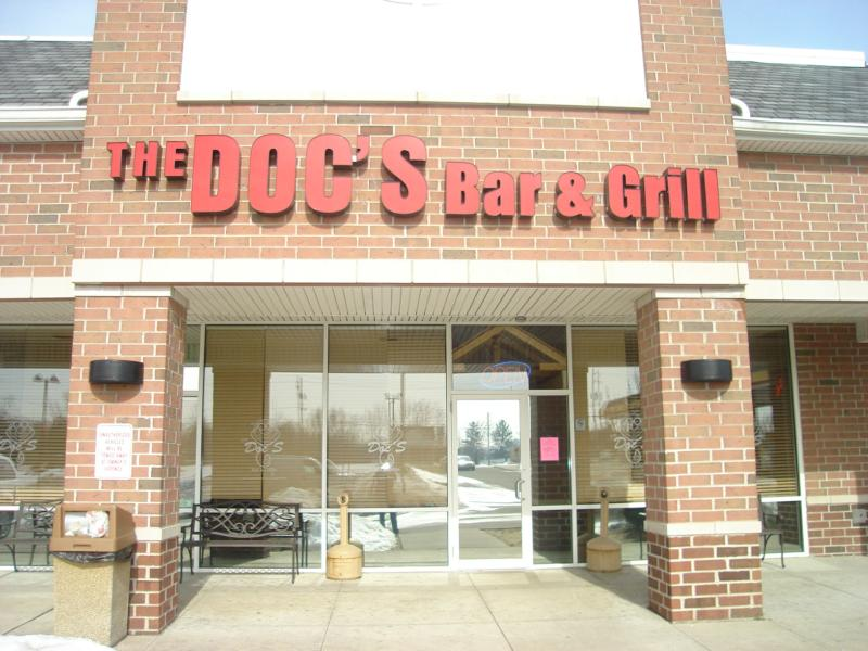 Located at 1100 W. Royalton Rd. in Broadview Heights Ohio, Doc's is owned by
