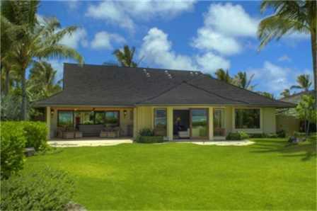 Beachfront Kailua Home For Sale President Obama 39 S Rental