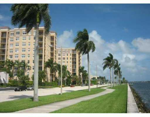 West Palm Beach Flagler Pointe Condo For 1801 North