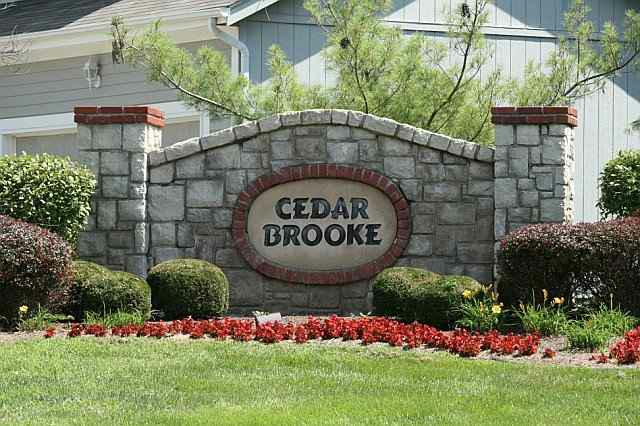 Cedar brooke subdivision in olathe kansas hurry for for Cedar credit