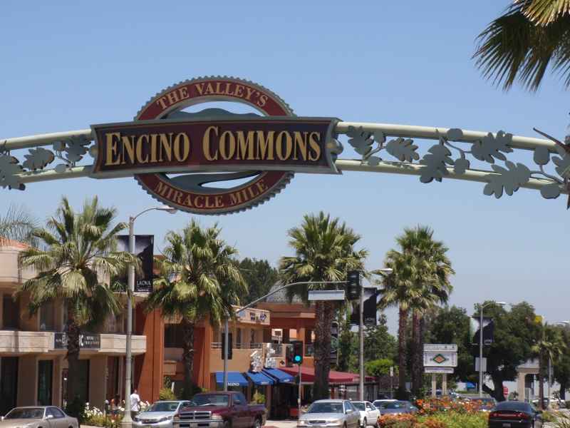 encino commons by Endre Barath