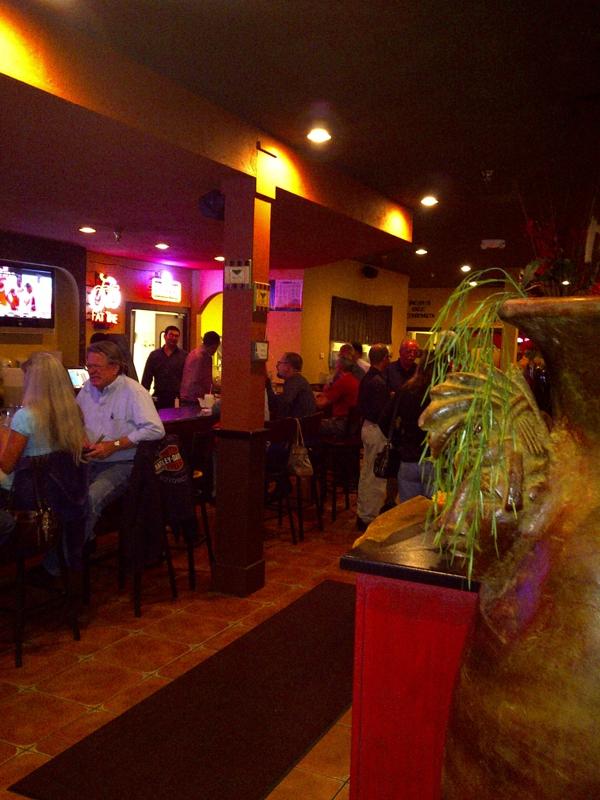 La Playa Mexican Cafe Menu