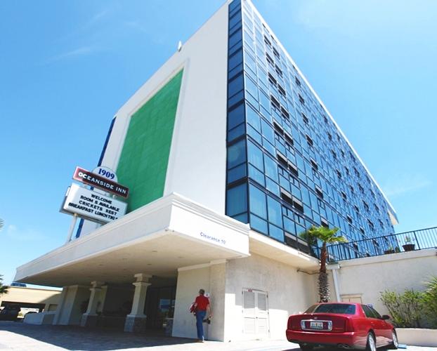 Oceanside Inn in Daytona Beach Shores
