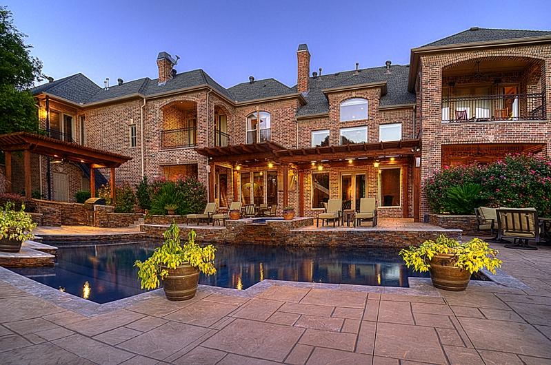 Waterfront Estate Luxury Homes For Sale Heath Texas - Luxury homes dallas tx