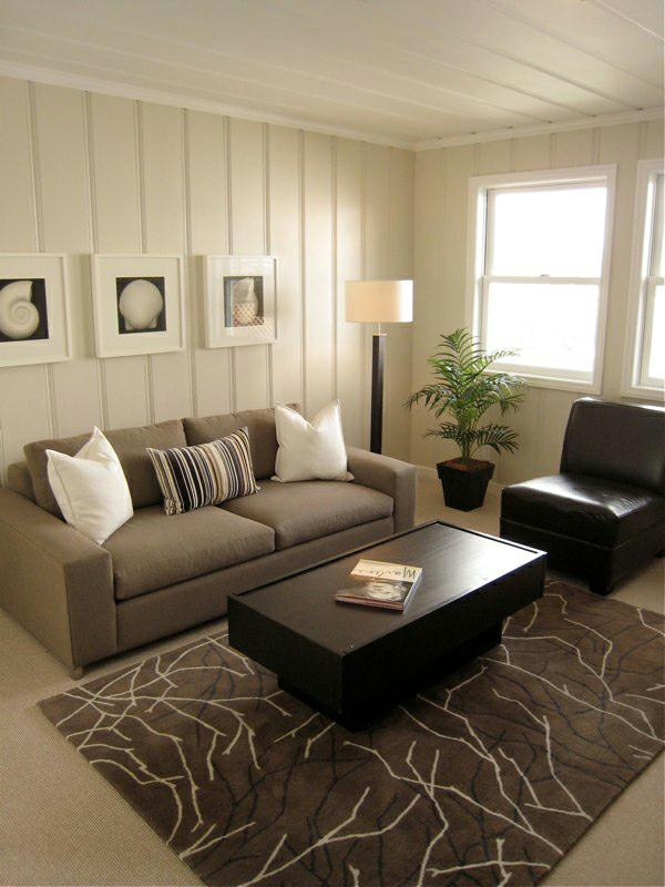 Paint that old paneling Paneling makeover ideas