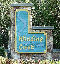 Winding Creek, Woodbridge VA Entry