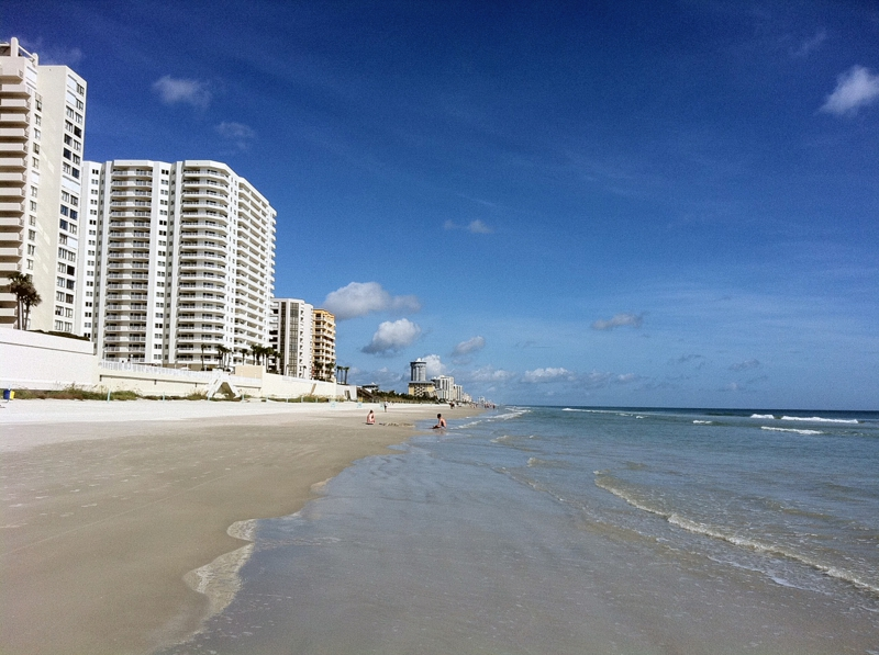 daytona beach shores. August 2012