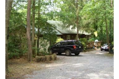 Log Cabin Style Home For Sale In Lusby - $249,900