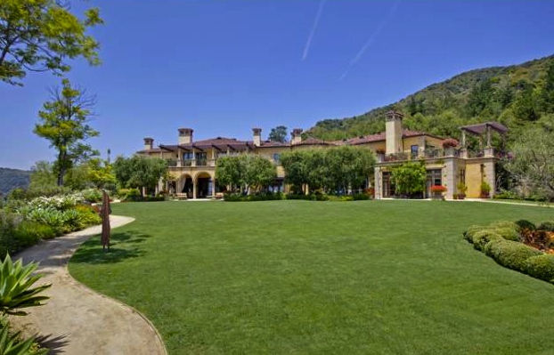 30 000 sq ft beverly hills home listed at 63 million
