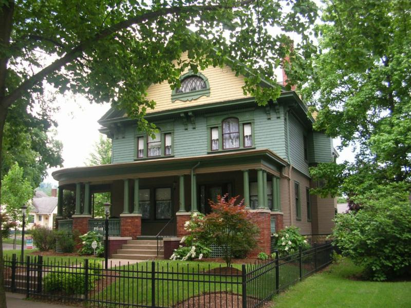 Historic Chillicothe Homes for Sale: REDUCED to $259,000. | 800 x 600 jpeg 112kB