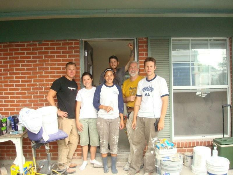 Habitat Volunteer Crew